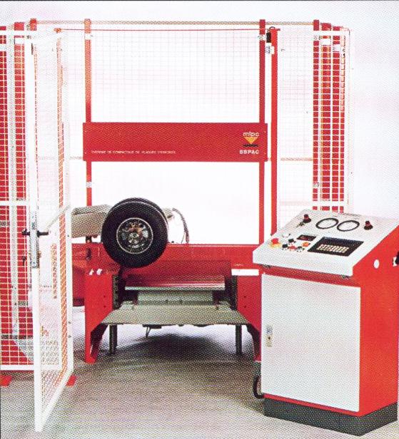 BBPAC – Compacteur de plaque
